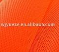 100% de fluorescencia de poliéster tejido de malla