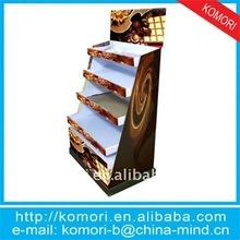 good quality chocolate bar display
