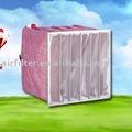 Auto - apoyado bolsillo filtros filtros para la filtración de aire