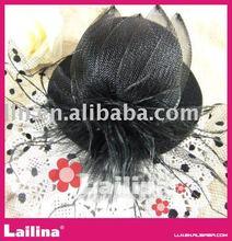 Hot Popular Lady's hair accessories /mini hat