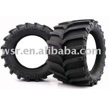 Racing Car rubber tyre