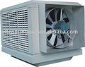 Refroidisseur par évaporation de l'air de refroidissement système