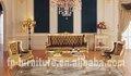 Royal sofá clássico - sala de móveis