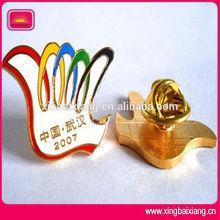 cheap high quality promotional souvenir sports meet badges