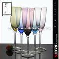 Vaso de cerámica de vidrio