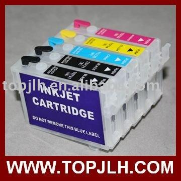 Cartucho de tinta recargable para epson T1110