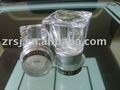 2013 el más nuevo diseño caliente de la venta de la corona corchos para ron, Brandy, Skull head vodka, Whisky, Vino