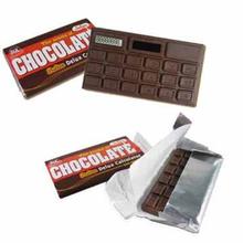 8 digital sweet chocolate calculator with chocolate smell