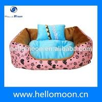 Heart Pattern Soft Lucky Pet Dog Beds