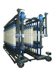 Industrial water purification systems UF equipment
