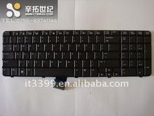 laptop black Keyboard for CQ70,HDX7000 NSK-H8A01