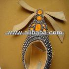 PU shoe uppers SR11621 for sandals ( capelladas de cuero sintetico para sandalias)