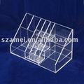 La mejor venta de plexiglás caja de cosméticos con varios componentes electrónicos