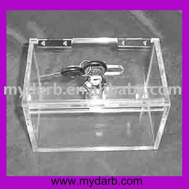 hinge lid box