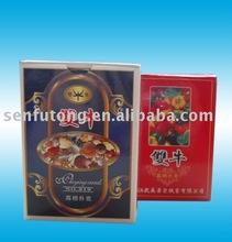 brand playing card