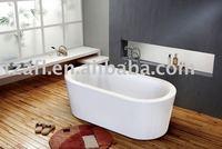 A1566 acrylic bath tub