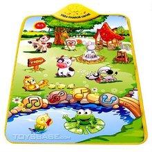 Happy Farm Music Carpet & Children Play Mat
