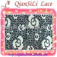 Cotton Polyester Rayon Nylon Spandex Lace Fabric