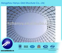 Large-span steel structural buildings