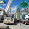 Nano lube additives for large equipment