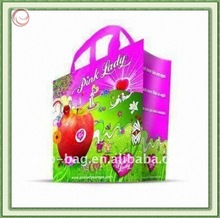 costume shopping bag recycled 2011 promotional