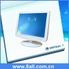 "white color 15"" TFT LCD TV or PC monitor; VGA monitor"