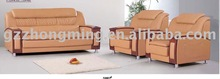 2014 modern living room leather sectional sofa SF-036