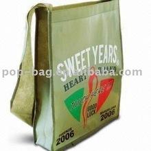 2013 New Design Shoulder Plastic Tote Bag