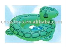 inflatable life buoy cartoon turtle