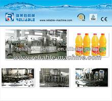 High Quality Fruit Juice Filling Machine/PET Bottle Hot Drink Processing Line (CGFR18186)