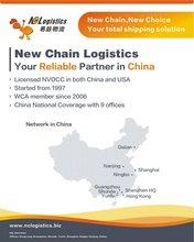 Dongguan to Ensenada Mexico Sea Consolidation Shipping