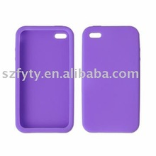 Sample radiation proof silicon cell phone covers cases