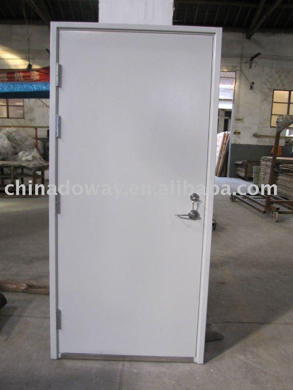 Exterior porta de a o fogo portas id do produto 458551316 for Porte de service en acier