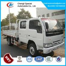 YueJin Double Cabin cargo truck 3-5Ton for sale!mini pickup truck!