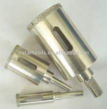 Hole Saws/Diamond Electroplating Hole Saw/Diamond Vacuum Brazed Hole Cutter