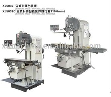 metal working milling machine combo mill