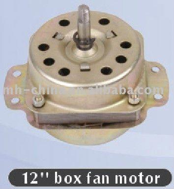 Box Fan Motor by MH