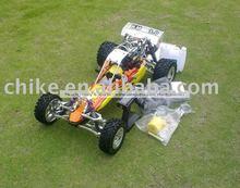 30.5cc KM 3.0 Silver Baja 5B RTR R/C baja Racing Car