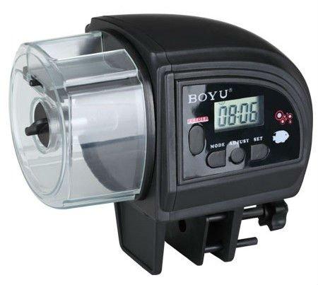 Boyu automático de pescado alimentación alimentador ZW82