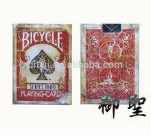 Bicycle Brand Poker Playing Card- Vintage Series 1800