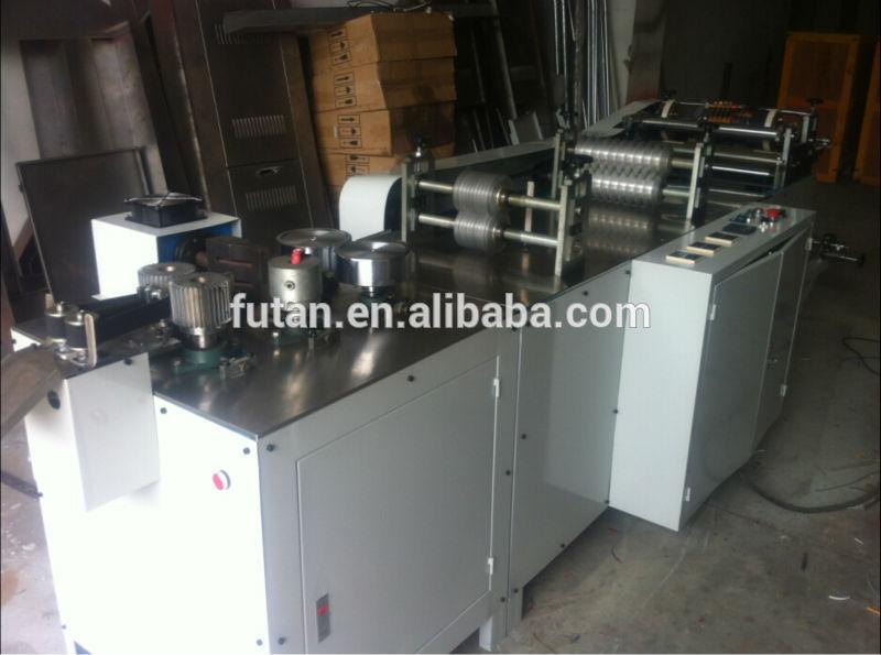 bouffant cap making machine