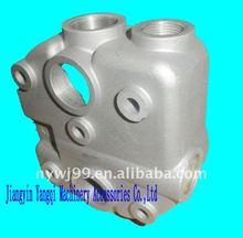 aluminium hydraulic cylinder head cover for auto motor machines
