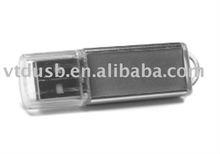 Nice plastic usb flash drive, pantone color logo usb memory, white usb with print logo to pantone PMS color