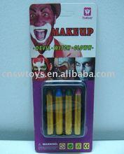 easy halloween face painting Paint sticks Happy diy EU standard