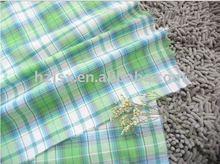 New cotton plaid fabric Yarn dye