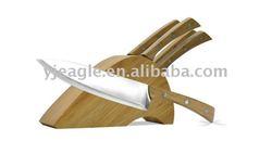kitchen knives block