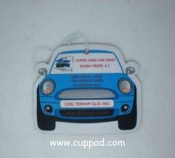Auto perfume paper car fresheners (B-100)