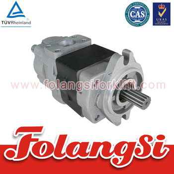Forklift Parts Hydraulic Pump (SHIMADZU) for FD50-100Z8 made in china