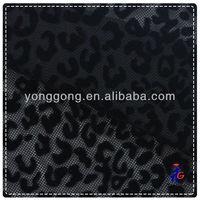 Mesh fabric Flocking mesh print underwear fabric mesh tricot lingerie fabric