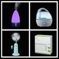 El aparato electrodoméstico: difusor de aroma/humectador/ventilador de la niebla/purificador de aire